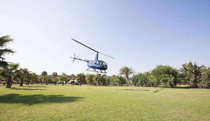 Тур на Вертолете - Полет на Вертолете