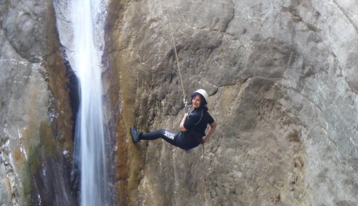 Водный Спорт Отдых на Сицилии – Каньонинг