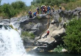Водный Спорт - Каньонинг