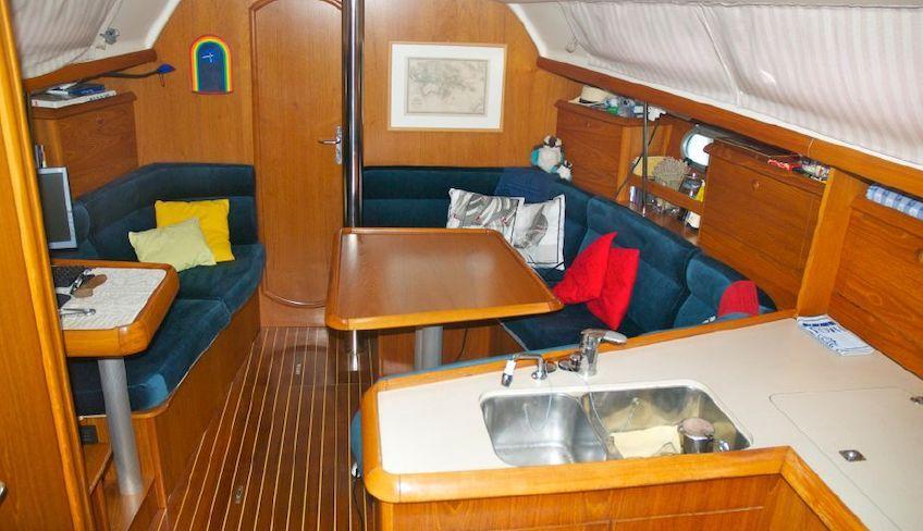однодневный круиз - ночевка на парусной лодке