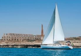 Отдых на парусной Лодке Сицилия