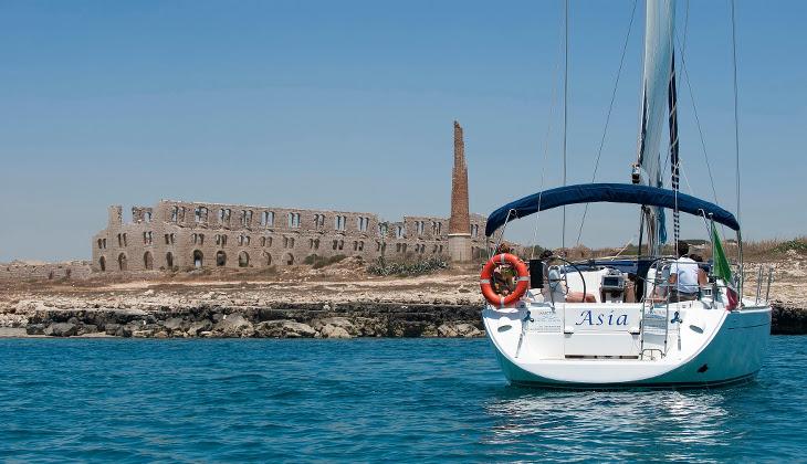 Путешествие с Сицилии на Мальту