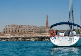 Путешествие с Сицилии на Мальту -
