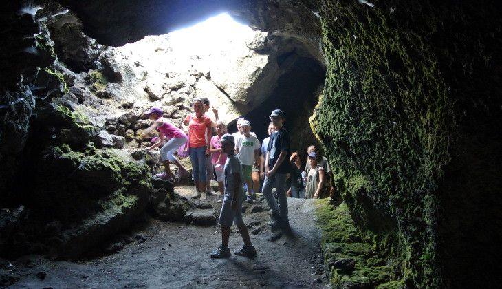 Этна треккинг тур -  Пеший туризм этна