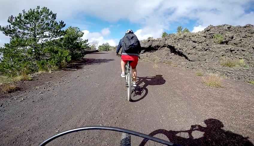 Велоспорт на Этне