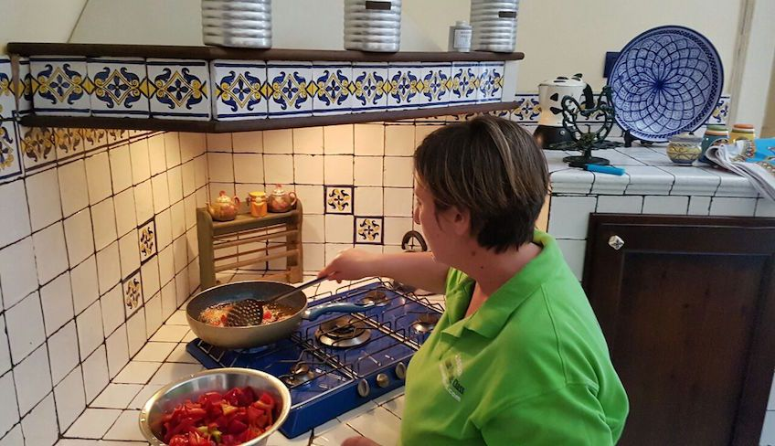 Кулинарный мастер класс сицилийской кухни - Полное меню
