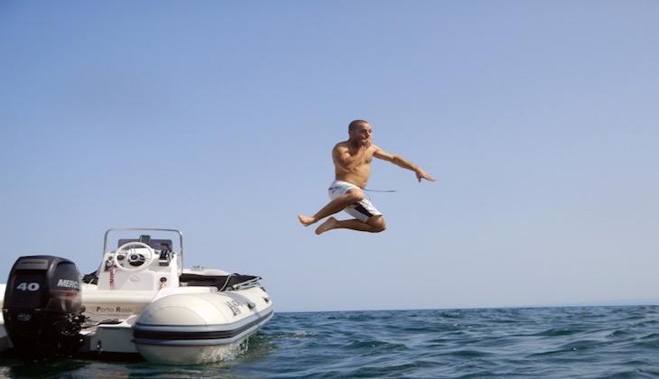 прогулки на лодках Катания