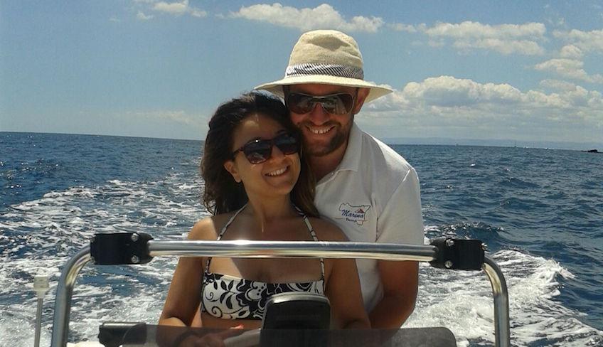 Экскурсия на лодке Катания
