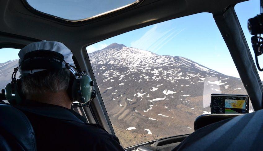 Туры на вертолете - Полет на Вертолете