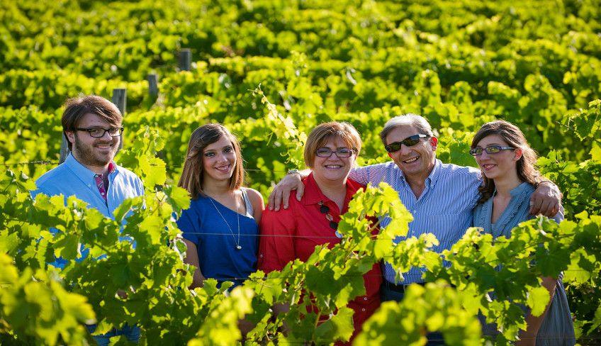 Этна дегустация вина - Этна Вино