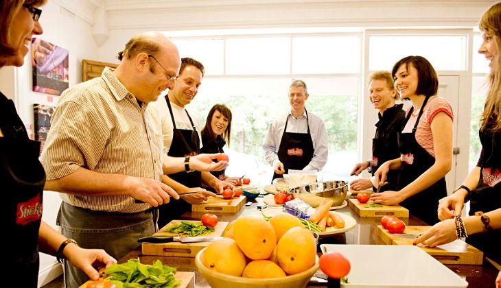 кулинарное занятие сицилия - мишлен звездный кулинарный опыт
