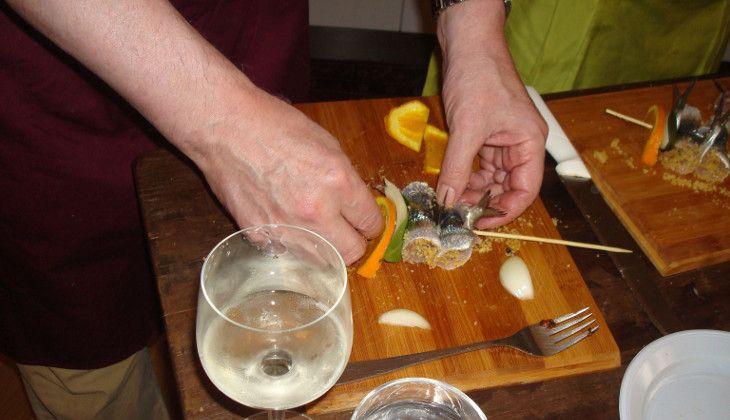 Чем заняться в Палермо - Кулинарное занятие палермо