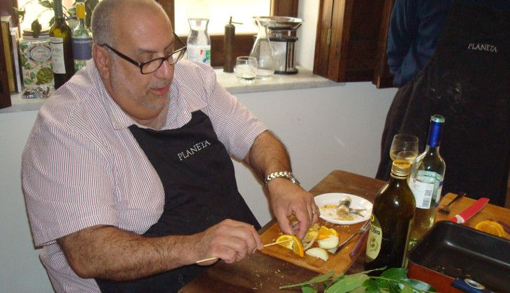 Чем заняться в Палермо кулинарное занятие палермо кулинарное занятие сицилия