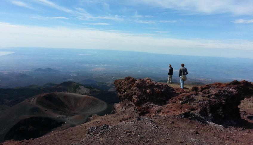 Посетить гору этна этна экскурсии этна вулкан туры