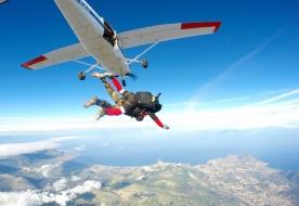 Прыжки с парашютом палермо Прыгать с парашютом Палермо Прыжки с парашютом Сицилия