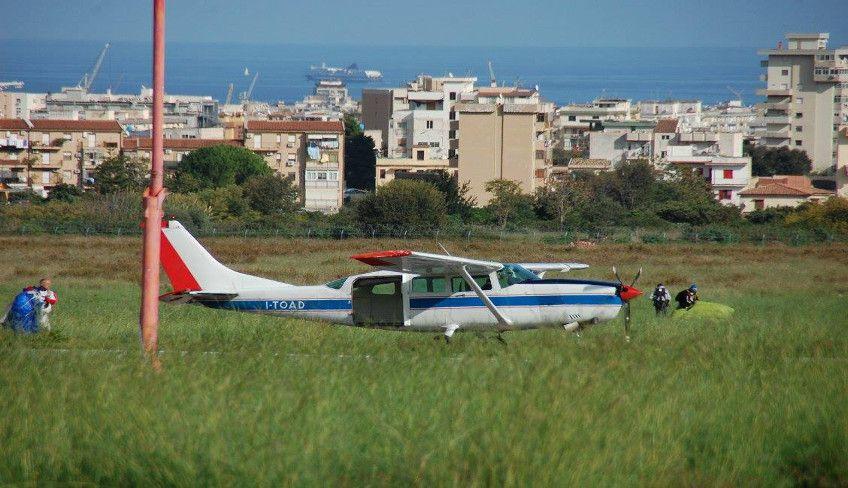 Прыжки с парашютом Палермо - Прыгать с парашютом Палермо