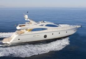 Яхта Эолийские острова -