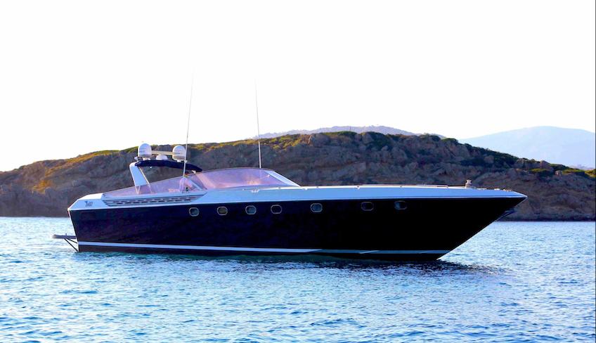 Поездка на яхте Эолийские острова