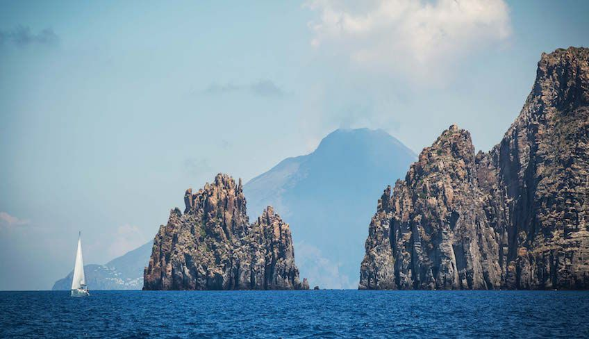 круиз Эолийские острова -