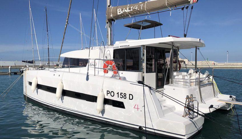 Аренда лодки Сицилия -