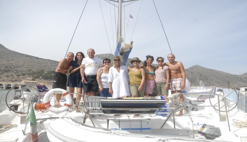 сицилия морские экскурсии плавание сицилия острова эгади