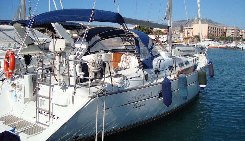 Плавание Сицилия - Сицилия Аренда Яхты