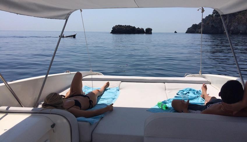 таормина путешествие на яхте морские экскурсии таормина таормина туры