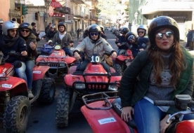 аренда квадроцикла сицилия - квадроцикл спорт Сицилия