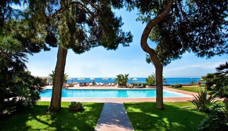 Отдых Сицилия - спа для двоих