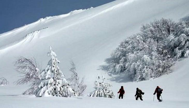 походный тур этна - маршруты на Этне