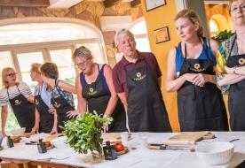 Кулинарный урок Сицилия -