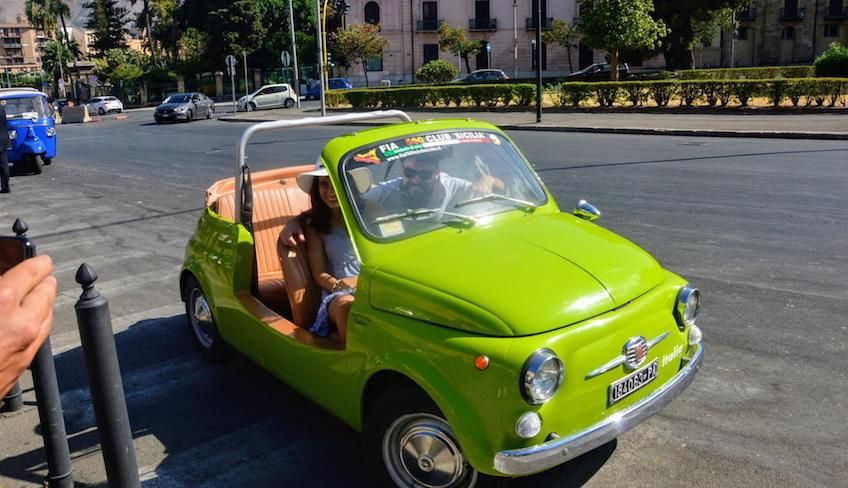 Чем заняться в Палермо -