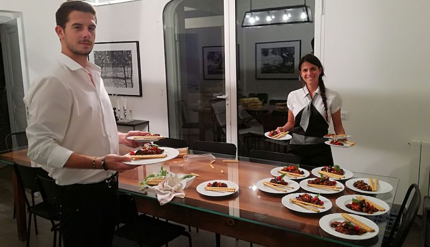 Персональный шеф-повар Палермо