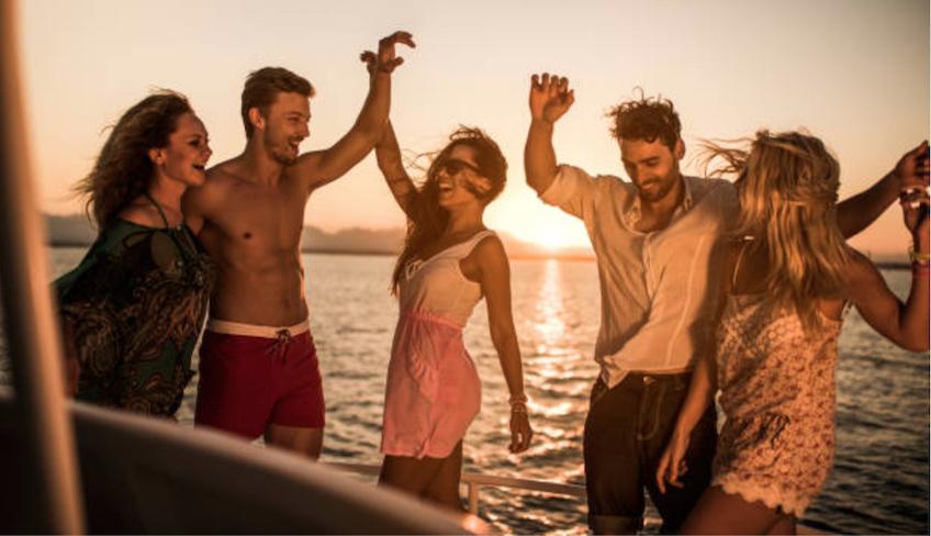 Круиз на яхте по эолийским островам
