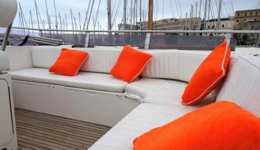 Круиз на яхте по Эолийским островам -