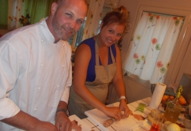 Кулинарный урок Палермо