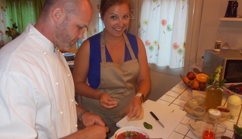 Кулинарный урок Палермо -